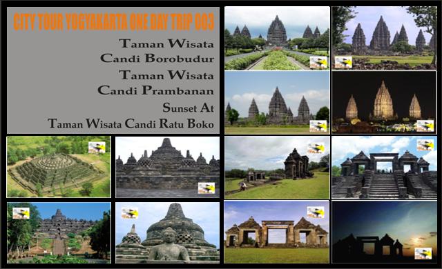 CITY TOUR YOGYAKARTA ONE DAY TRIP Mata Elang Wisata
