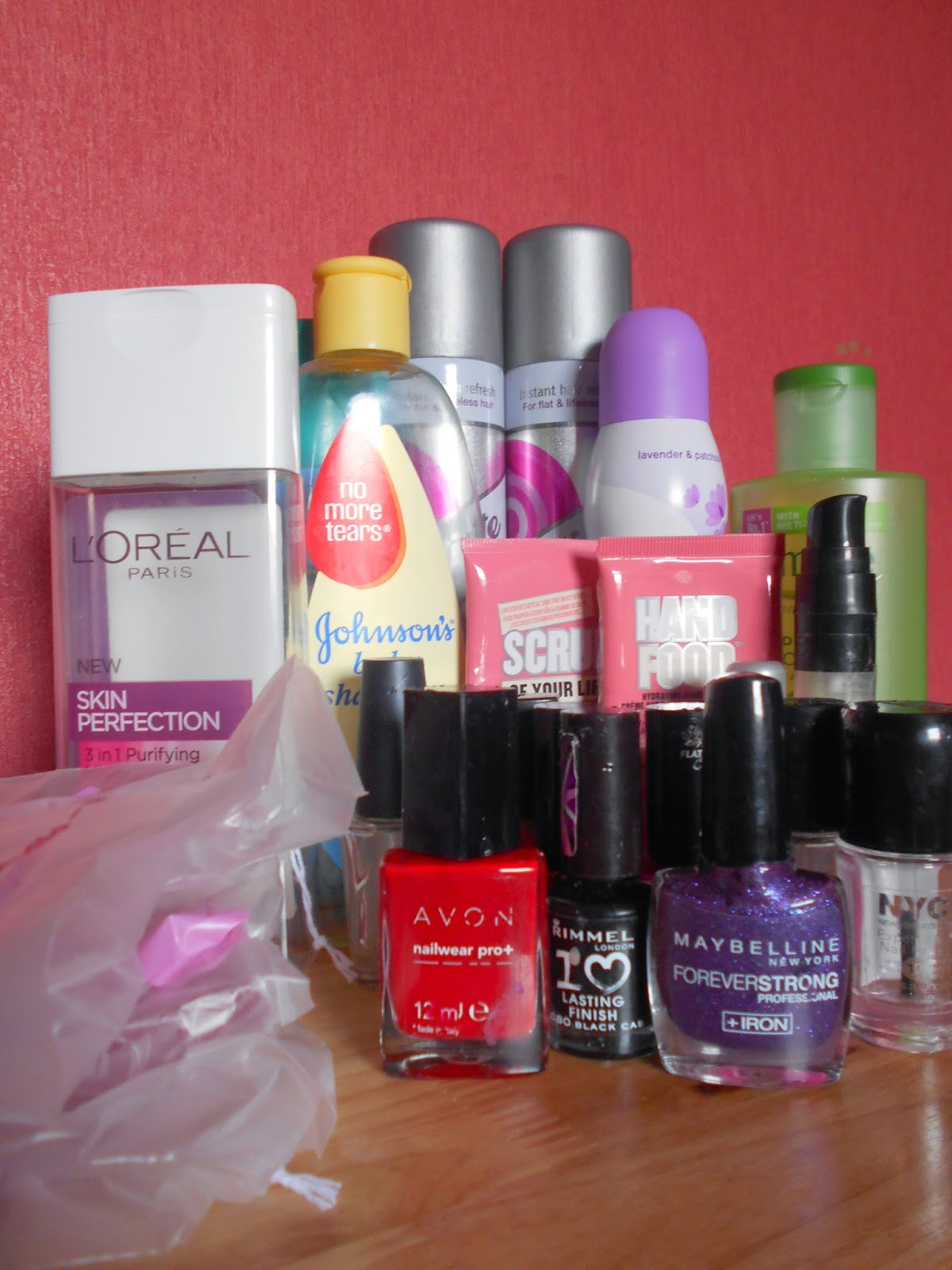 Product Empties #14