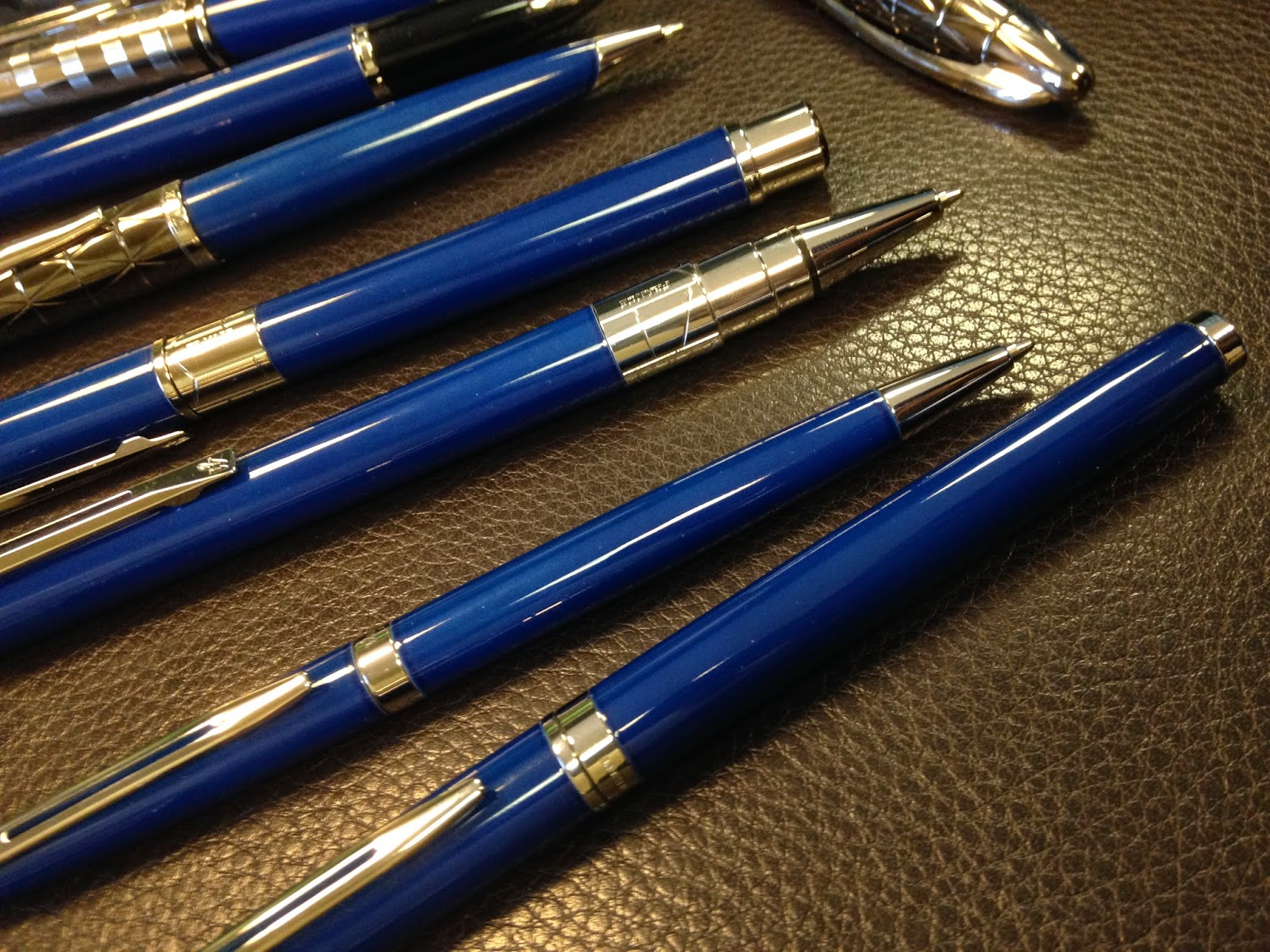 The Gold Standard Sneak Peek At New Parker Waterman