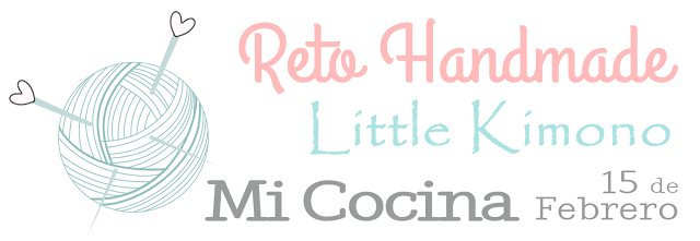 Reto handmade Little Kimono: mi cocina