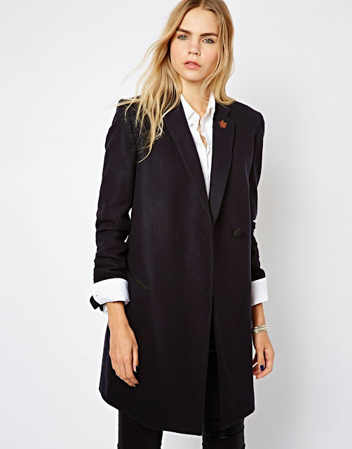 zadig and voltaire coat
