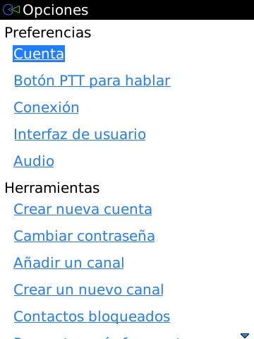 LoudTalks es una de las aplicaciones que más me han sorprendido últimamente y la popularidad que ha alcanzado entre los lectores de esta web me dice que no soy el único sorprendido. Si todavía no sabes de que se trata LoudTalks puedes leer la magnífica entrada que hizo al respecto nuestro colaborador Juan Sarriá (pulsa aquí para conocer más sobre LoudTalks). Básicamente LoudTalks es una aplicación que podéis instalar en vuestros dispositivos BlackBerry de forma gratuita ya que todavía se encuentra en fase beta y que nos permite utilizar nuestra BlackBerry como un Walkie Talkie de toda la vida y