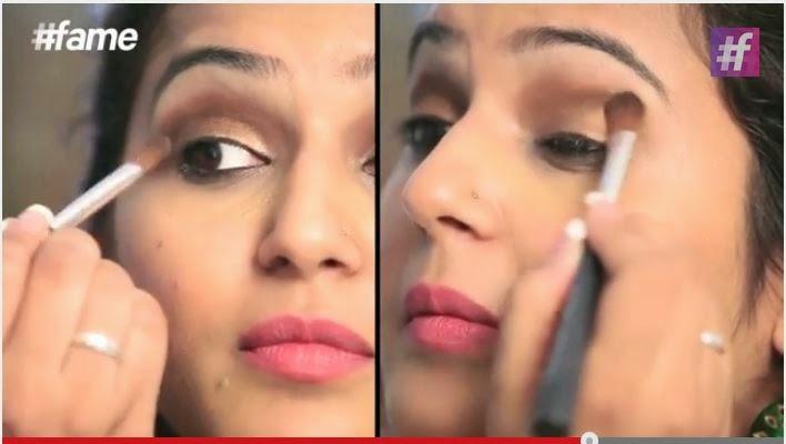 Easy Eyeshadow Tutorial For Beginners: Perfect Blending & Highlighting Eyeshadow Technique