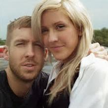 Calvin Harris e Ellie Goulding