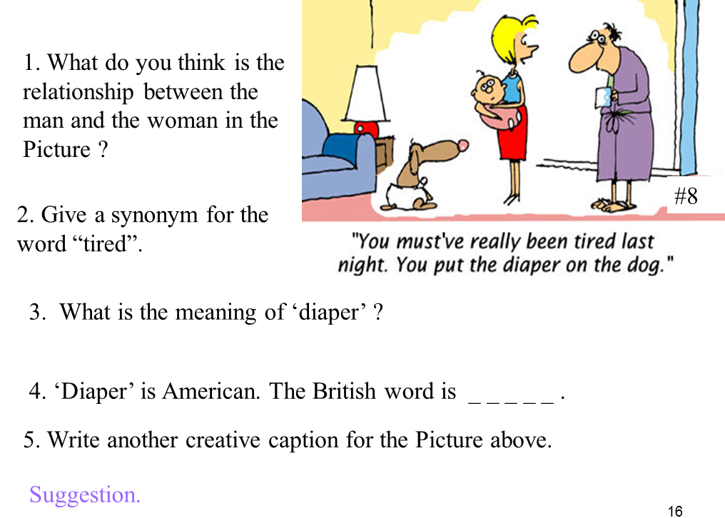 feltap,english lessons
