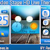 Wooden Stage Live HD Theme For Nokia Asha202,300,303,C2-02,C2-03,C3-01 Touch and Type Devices
