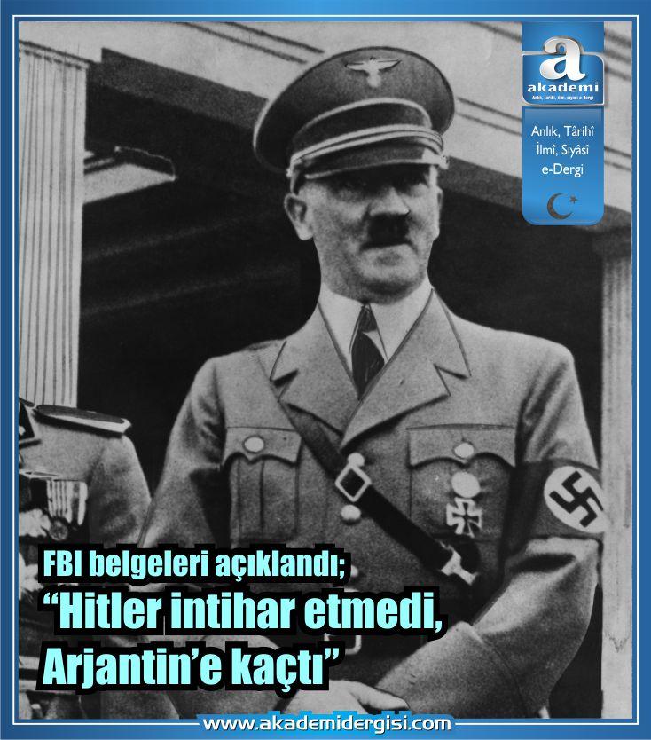 adolf hitler, almanya, Arjantin, gerçek yüzü, kimdir, nazi almanyası, naziler, tarih,