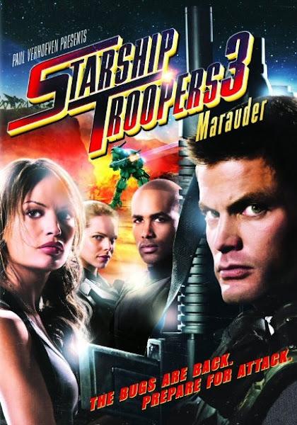 Poster Of (18+) Starship Troopers 3 Marauder 2008 720p Hindi BRRip Dual Audio