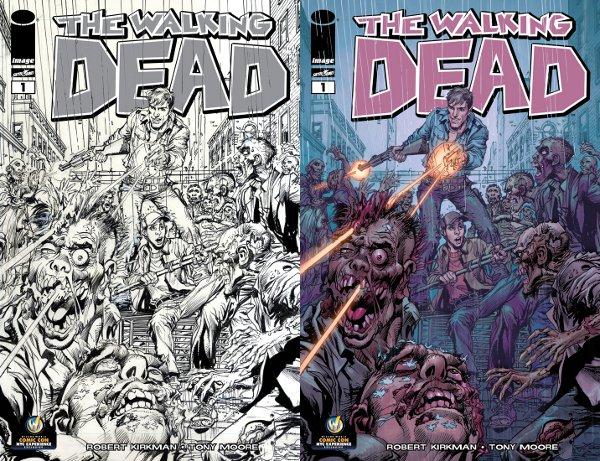 The Walking Dead - Neal Adams