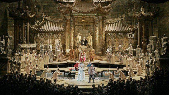 Η Τουραντότ του Πουτσίνι από τη Metropolitan Opera Νέας Υόρκης στην Αλεξανδρούπολη