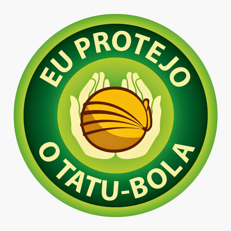 """Campanha """"Eu Protejo o Tatu-Bola"""""""