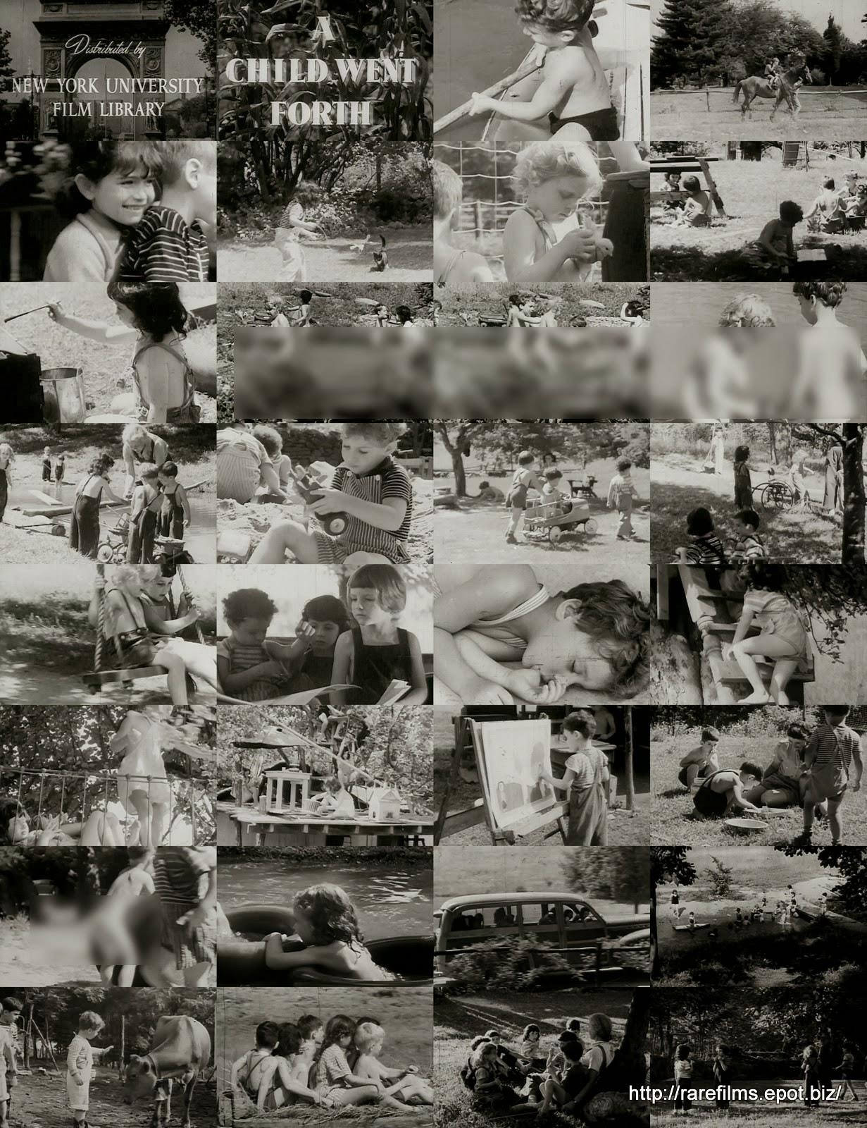 Познавая мир / A Child Went Forth. 1941.