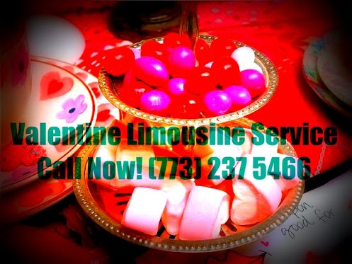 Affordable chicago limousine service for valentine day to make it special for you love one