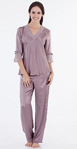 Pijamas de Seda, para Mamá 2