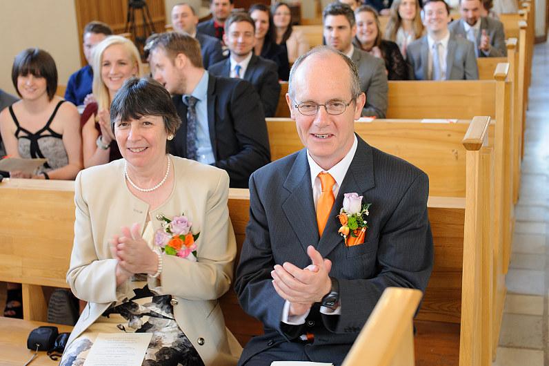 Oranžinės vestuvės