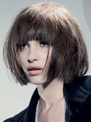 Wunderschöne kurze Frisuren 2012/2013