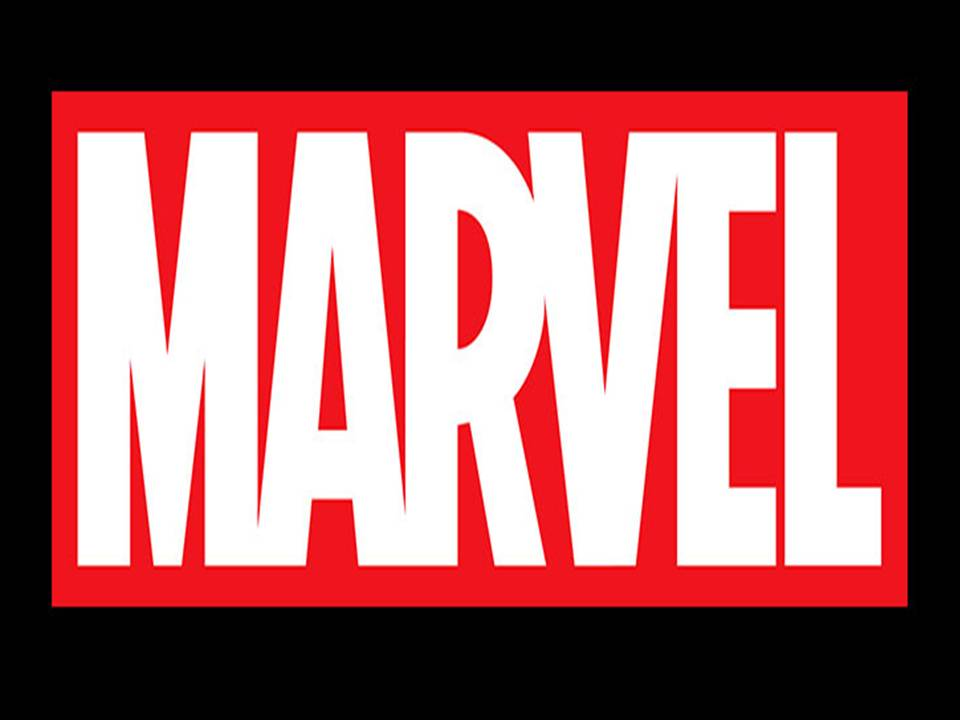 La página de Marvel