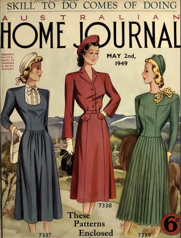 Australian Home Journal 2nd May 1949
