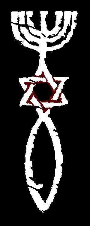 The star of david the messianic seal of jerusalem 39 s star for What does the fish symbol mean in christianity