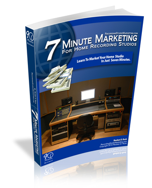Market and Promote Your Home Recording Studio Business