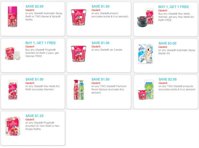 image relating to Coupongreat Com Printable Coupons known as Glade plugins discount coupons printable - Totally free oil difference discount coupons