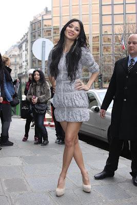 Nicole Scherzinger Candids
