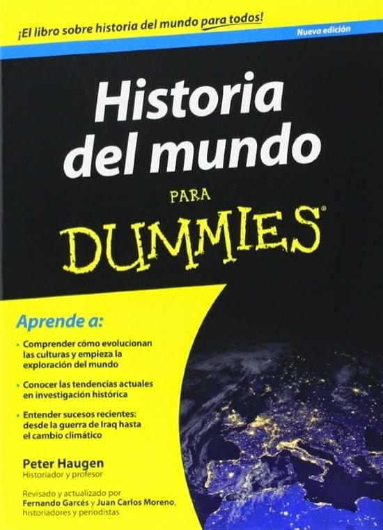 Historia del mundo para Dummies, de Peter Haugen
