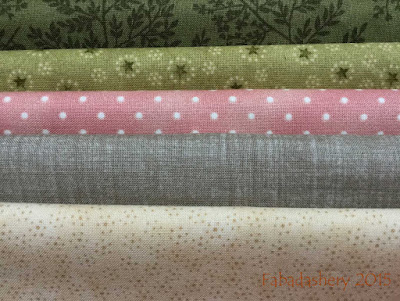Allietare! - Fabadashery Fabric Selection