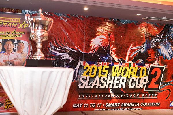 world slasher cup 2015