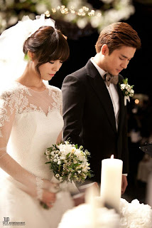 wonder girls sunye wedding ceremony pictures 10