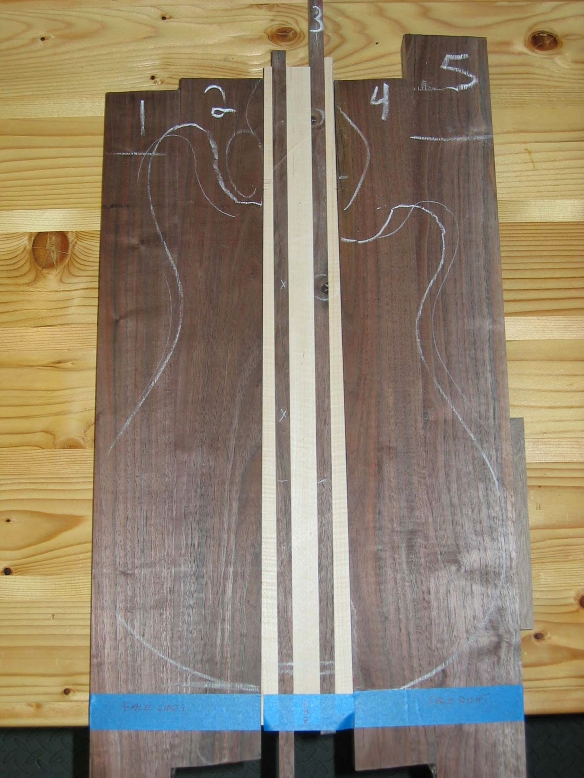 how to build a guitar from scratch