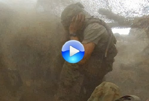 Pesawat AS bom rekannya sendiri - Youtube