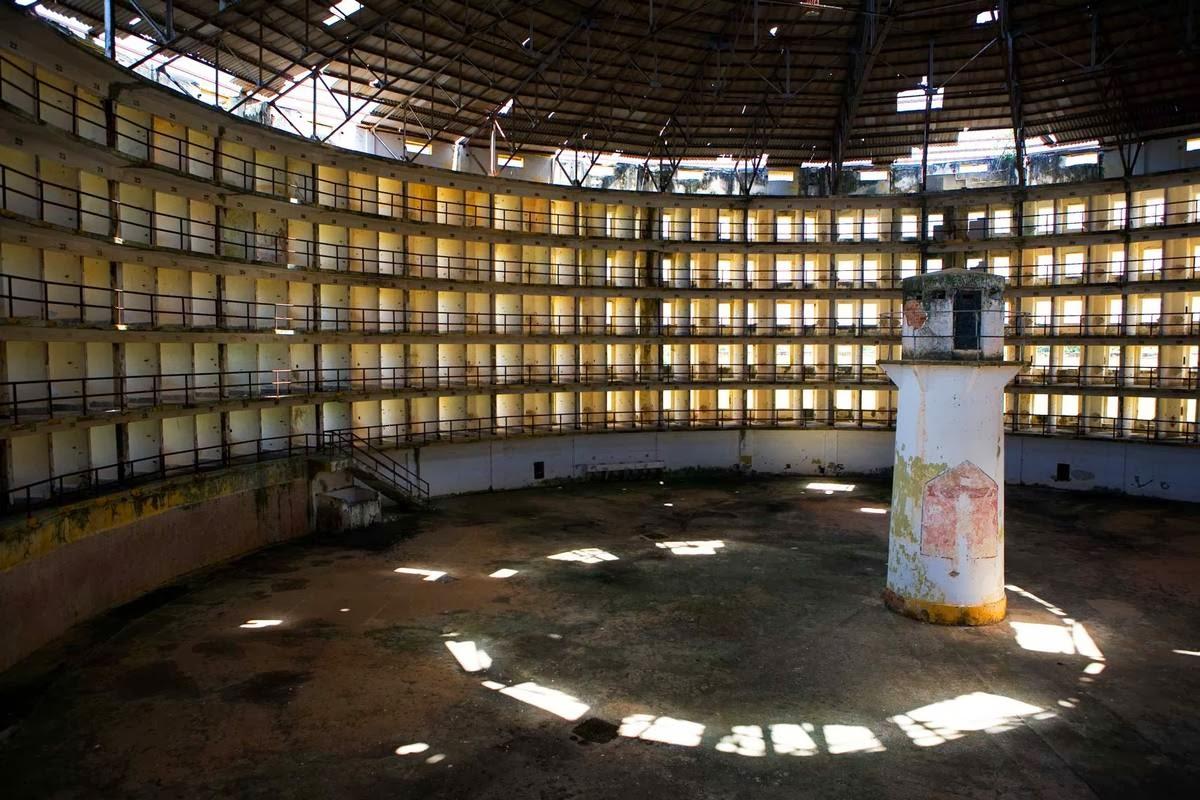 deserted places the abandoned u0027model prison u0027 of cuba