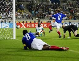 França 0x1 Senegal - 2002