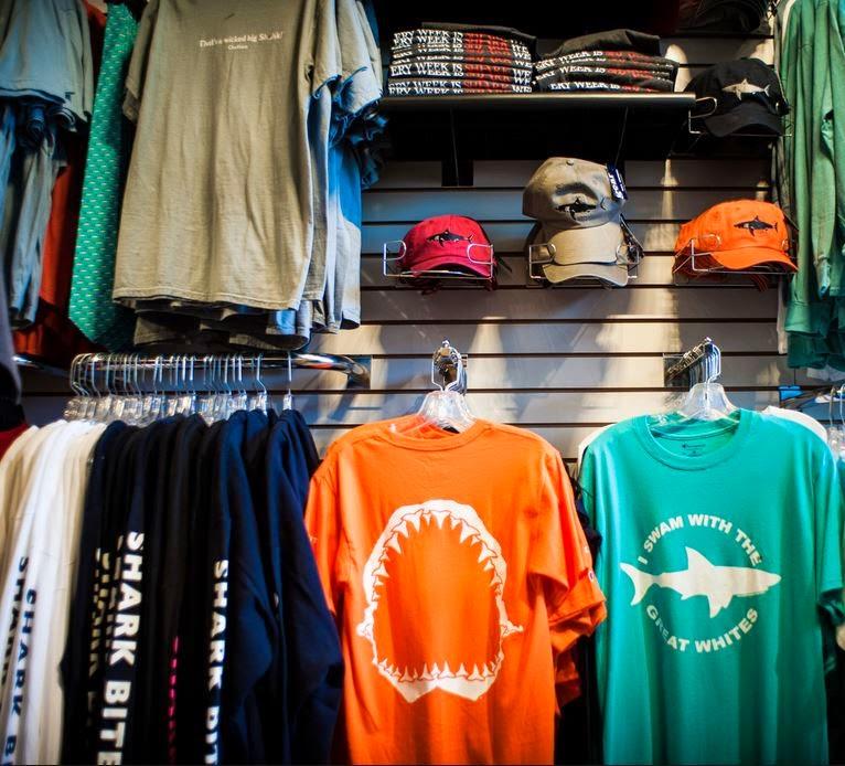 Bensozia: Sharks At Cape Cod, Or, We Love Predators