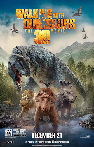 Walking With Dinosaurs (BRRip HD Español Latino) (2013)