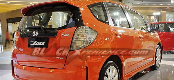 New Honda Jazz Tipe RS Kini Semakin Sporty | Motor Racing