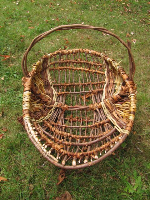 Basket Weaving Vancouver Bc : Cm goes virtual willow weaving