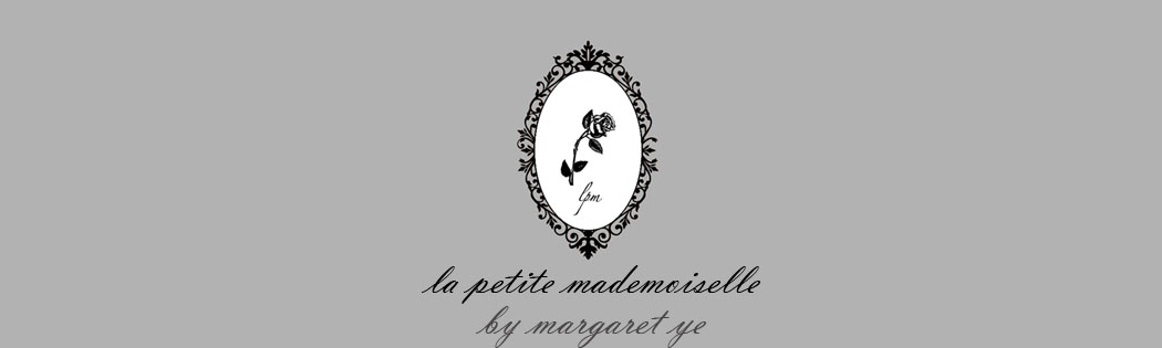 la petite mademoiselle