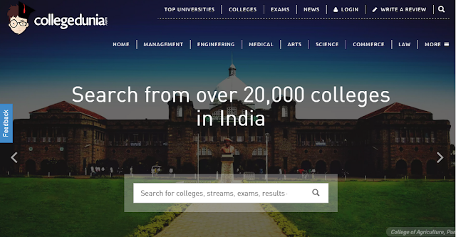 Collegedunia: A Guide to the Best Colleges in India| Another Part of Me