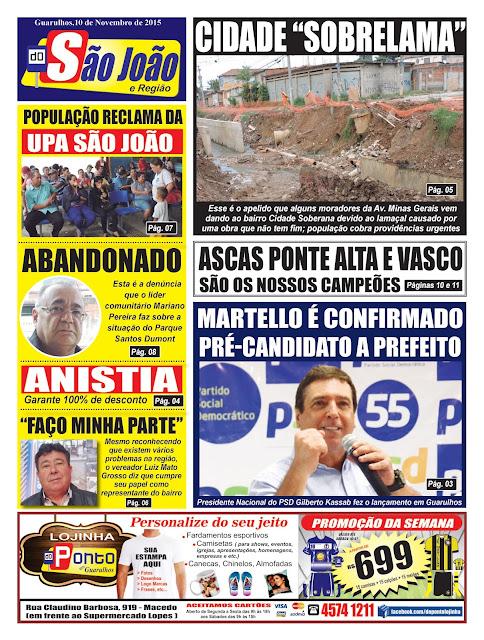 Jornal Regional São João