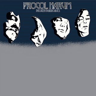 Procol Harum's Broken Barricades