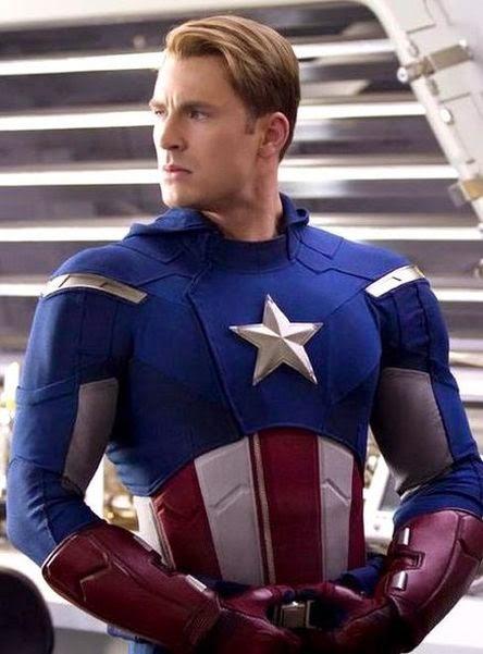 Captain America masih teruna kata Chris Evans