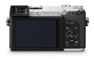 كاميرا باناسونيك GX7 وشاشة 3 بوصة