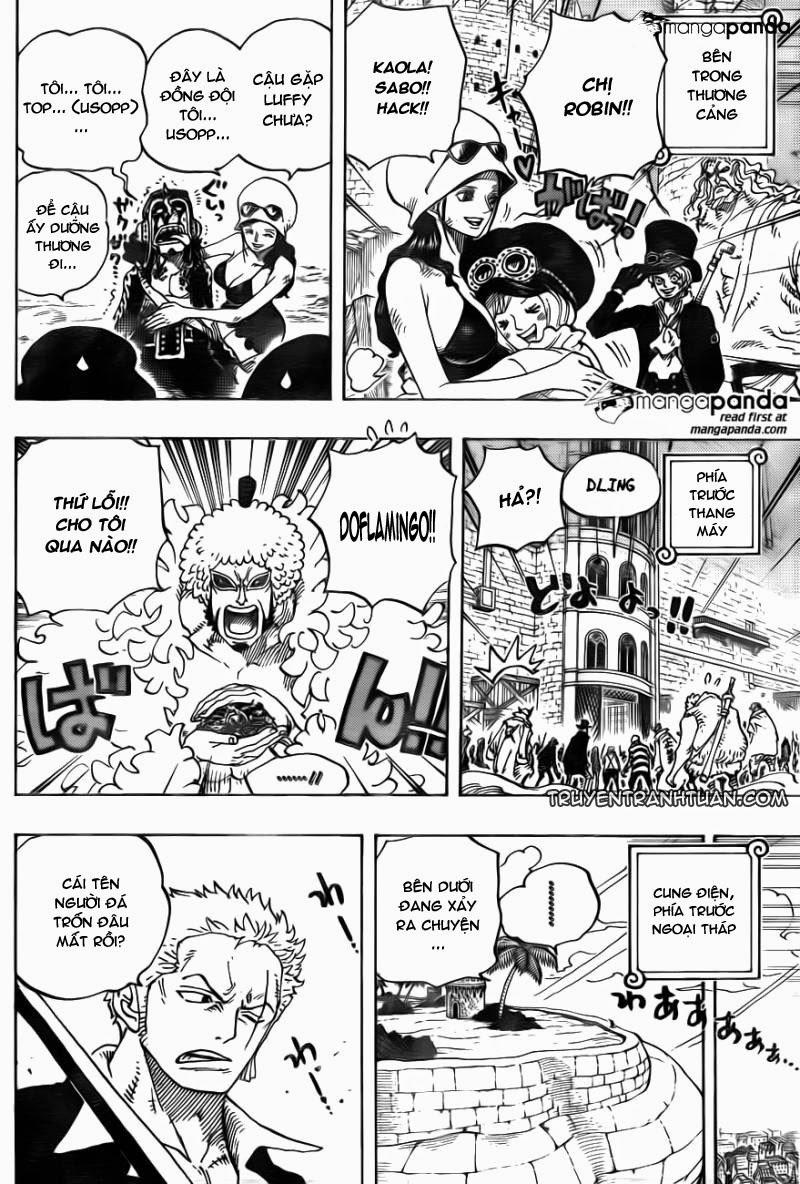 One Piece - Đảo Hải Tặc chap 745 page 3 - IZTruyenTranh.com