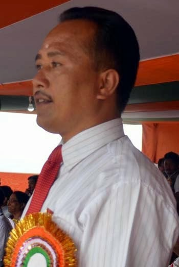 GTA sabhasad Ratan Thapa