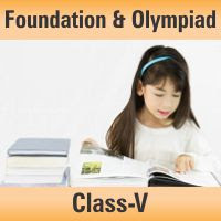 Study Material for Foundation & Olympiad ( Class V )