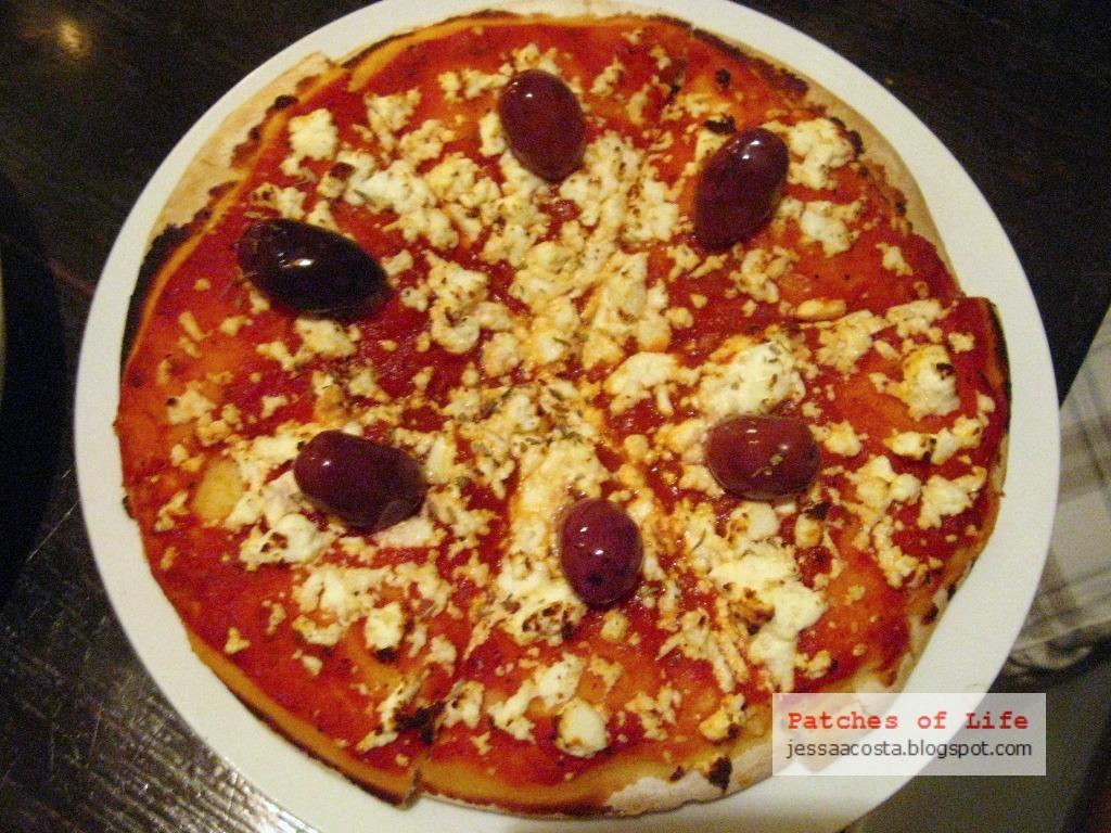 Zuzuni: Moussaka, Greek Pita Pizza, and Mati Chocolate Sin - Patches ...