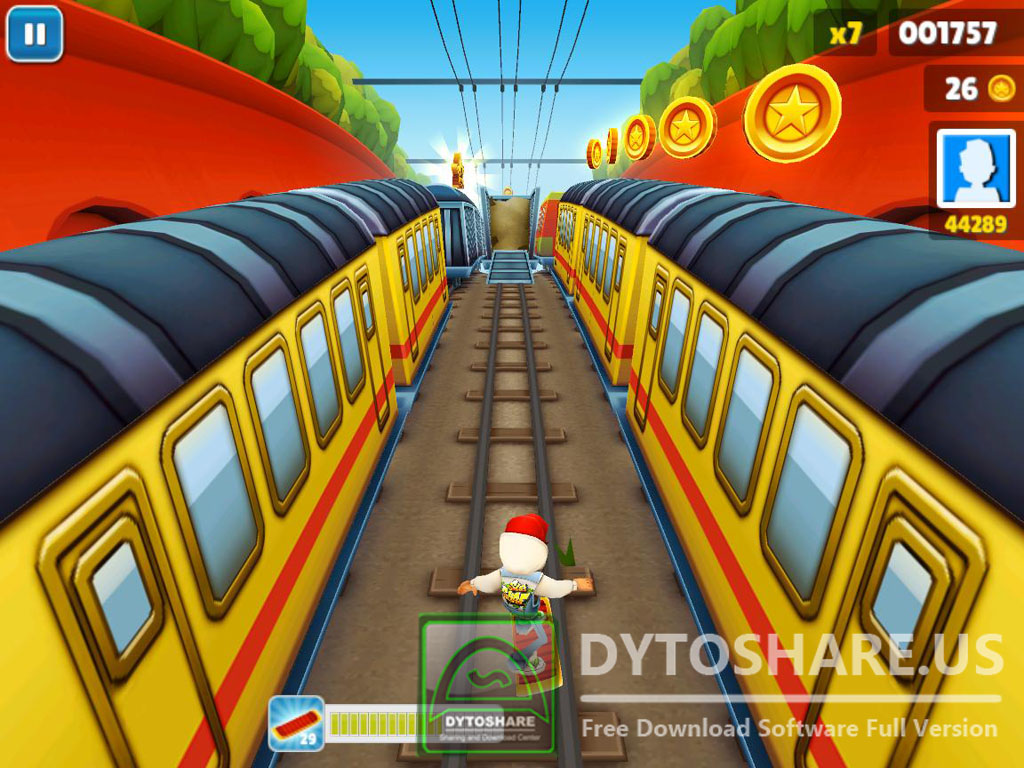 Subway Surfers HD for PC