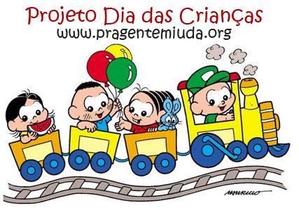 projeto para educação infantil dia das crianças